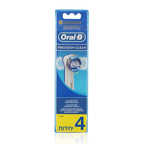 Oral Oral B Cleaning Toothbrush 4 Units
