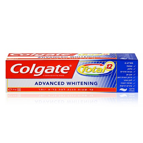 Colgate Total Advanced Whitening Tooth Past 100 Ml