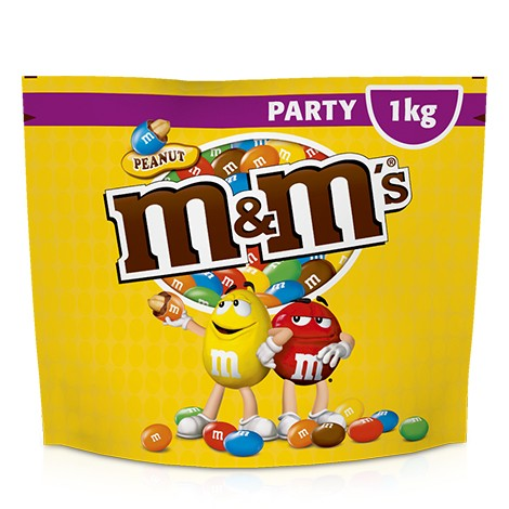 Mms Peanut Party Pack 1KG