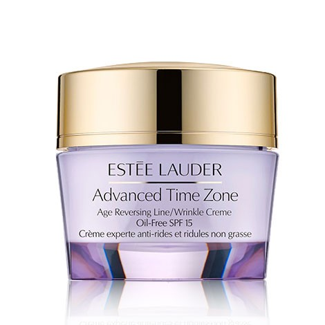 Estee Lauder Advanced Time Zone Age Reversing Line/ Wrinkle Creme Oil-Free SPF 15 50ml