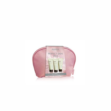 Ahava Time To Cl Pur Mud Mask Kit 3x100 Ml