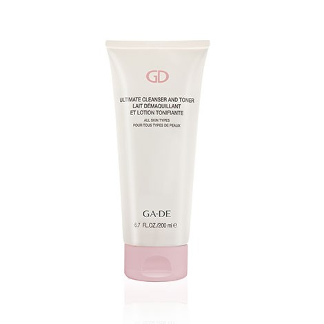 GADE Ultimate Cleanser And Toner All Skin Types 200ML