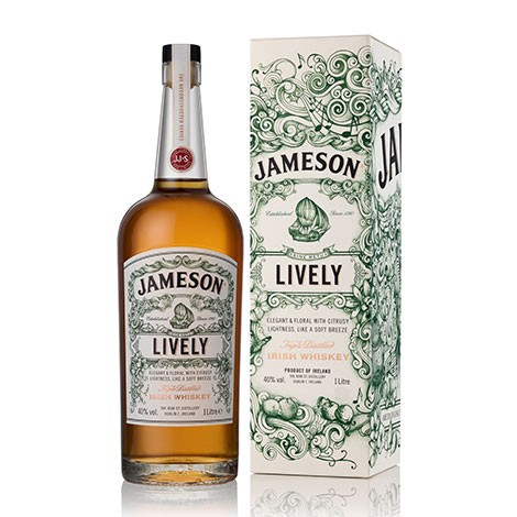 JAMESON The Deconstructed Series Lively Gb 40 1L
