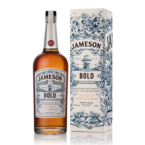 JAMESON The Deconstructed Series Bold Gb 40% 1L