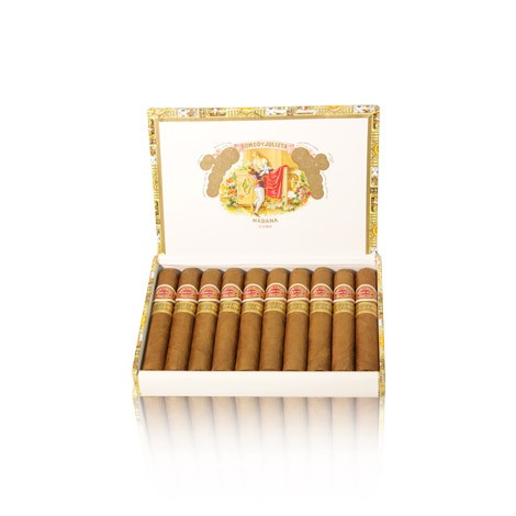 Romeo Y Julieta Short Chur Dcc Box 10 Units 116.6 Gr