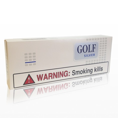 Golf Silver 100 Box 1 Carton Rcb In One Box Rcb