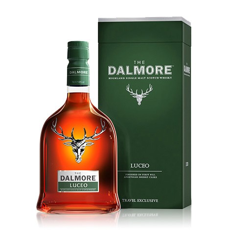 THE DALMORE Luceo Single Malt Scotch Whisky 40% 700ML