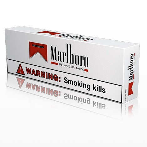 Marlboro Red Gold K.s.box 1 Carton
