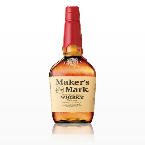 Maker's Mark Whisky bourbon 45% 1 Liter
