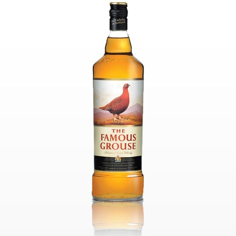 Famous Grouse Scotch Whisky 1 Liter