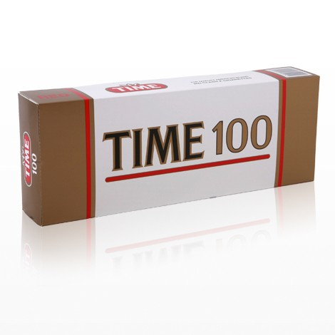 Time Red 100 Box 1 Carton In One Box