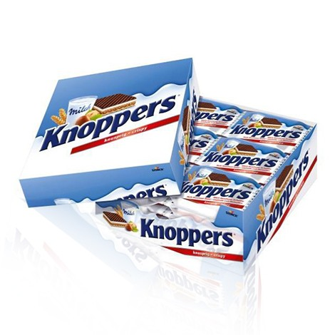knoppers Chocolate 600GR