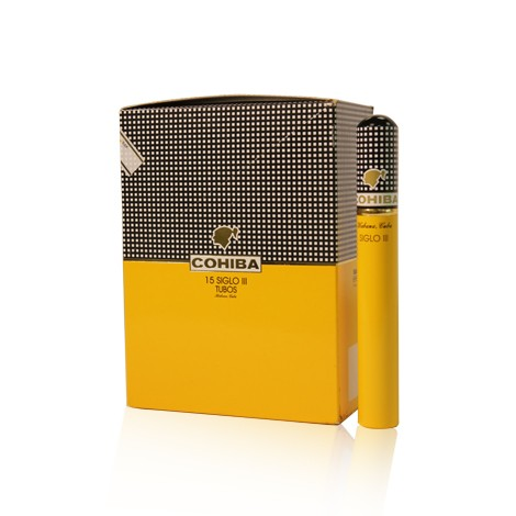 Cohiba Siglo Iii A/t Box 15 Units 152.1 Gr