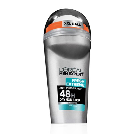 L'Oreal Fresh Extreme Deodorant Roll On 50 Ml