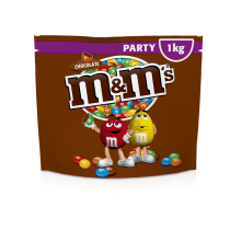 M&M Chocolate Party Pack  1KG