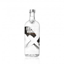 Absolut Vodka 40% Vanilla 1 Liter