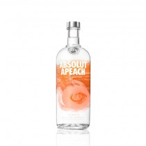 Absolut Vodka Peach 40% 1 Liter