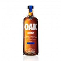 Absolut Oak Vodka 40% 1L