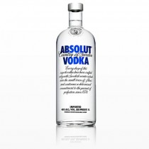 Absolut Vodka 40% 1 Liter