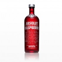 Absolut Vodka Raspb.40% 1 Liter
