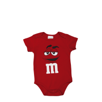 M&m Accessories Big Face One Size On Red